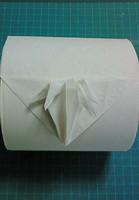 トイレットペーパー折り紙 菖蒲.jpg